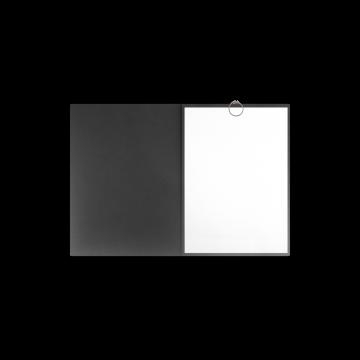 Textilstruktur 3-teilig Dark Grey Heftstreifen SPIRIT