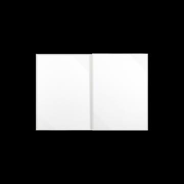 Textilstruktur 4-teilig Pearl White Heftstreifen SUCCESS
