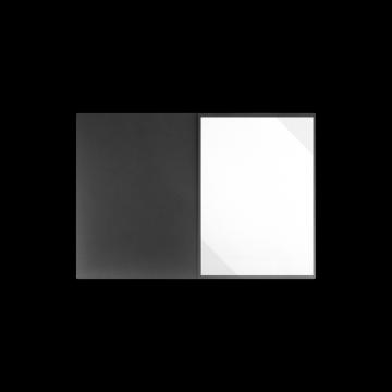 Textilstruktur 3-teilig Dark Grey Heftstreifen EXKLUSIV