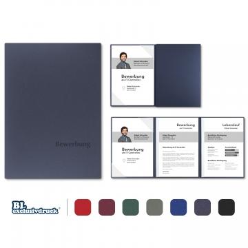 BL-exclusivdruck® OPTIMA-plus Bewerbungsmappe