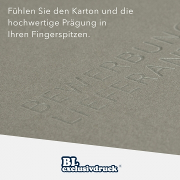 BL-exclusivdruck® OPTIMA Kondolenzmappe